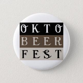 OKTOBERFEST Stuff 6 Cm Round Badge