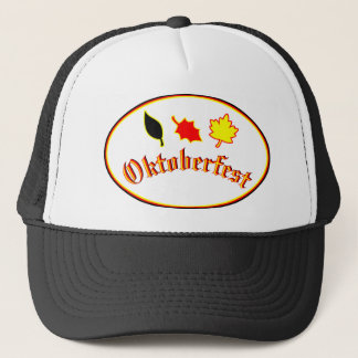Oktoberfest Trucker Hat