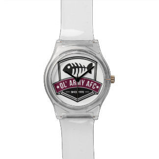 Ol' Army AFC Watch!!! Watch