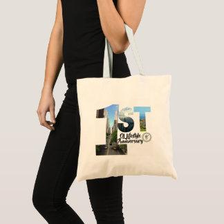 OL Lifestyle 1st Anniversary Tote Bag