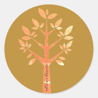 Ol Lifestyle Autumn Sticker sheet