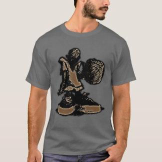 Ol' School B-Baller Freestyle T-Shirt