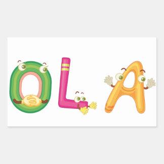 Ola Sticker