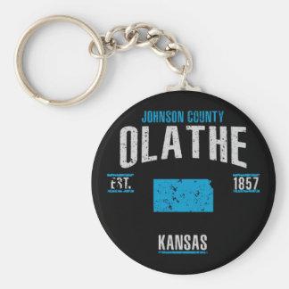 Olathe Key Ring