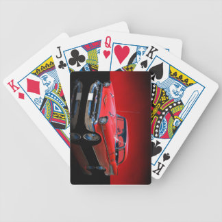 Old '57 Playing Cards