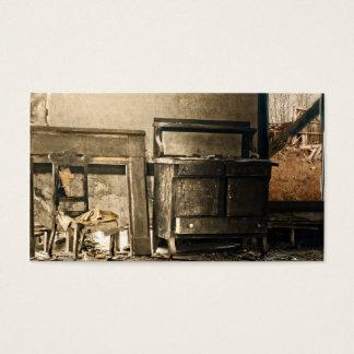 Old Abandoned Antique Furniture