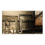 Old Abandoned Antique Furniture Pack Of Standard Business Cards