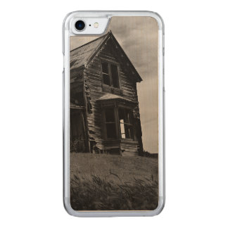 Old abandoned house 1 carved iPhone 8/7 case