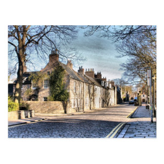 Old Aberdeen Scotland Postcard