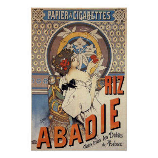 old advertising collection, vintage, smoking posters