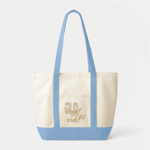 Old Age - Impulse Tote Tote Bag