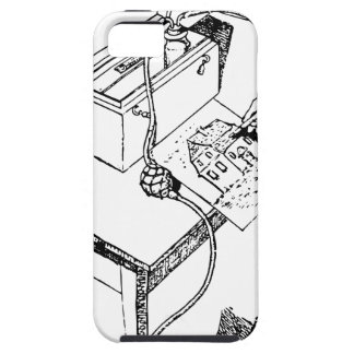 Old Airbrush iPhone 5 Cases