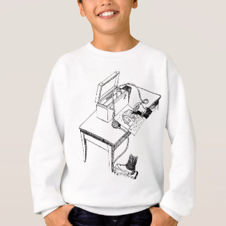 Old Airbrush Sweatshirt