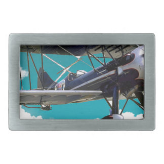 Old Airplane Belt Buckles