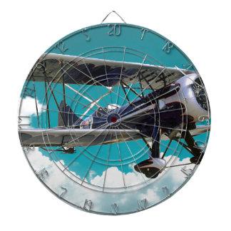 Old Airplane Dartboard