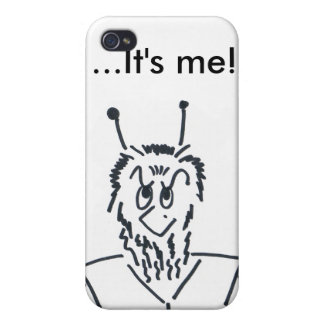 Old Alien, ...It's me! iPhone 4 Cover
