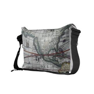Old America Maps Messenger Bag