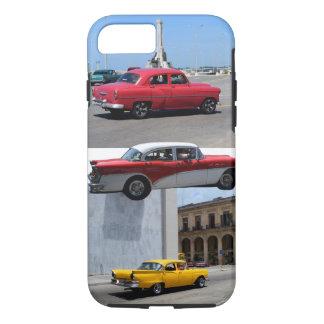 Old American Cars in Cuba iPhone 7 Case