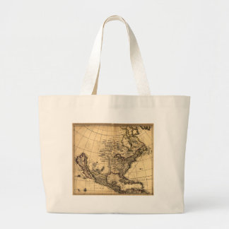 Old American Map Bags