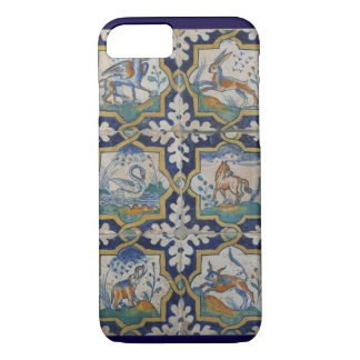 Old Animal Drawings iPhone 7 Case