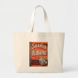 Old announcement bag