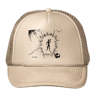 Old Ball and Chain Hat Design