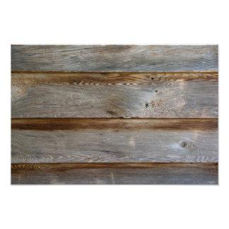 Old Barn Door Wood Art Photo