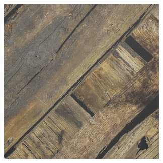 "Old Barn wood on Pima Cotton (54"" width) Fabric"