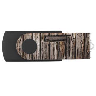 Old Barn Wood Swivel USB 2.0 Flash Drive