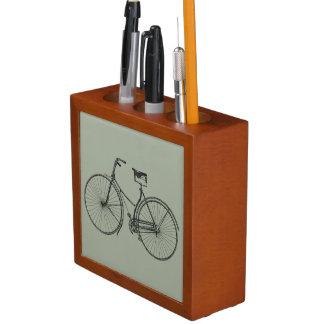 Old Bicycle Desk Organiser