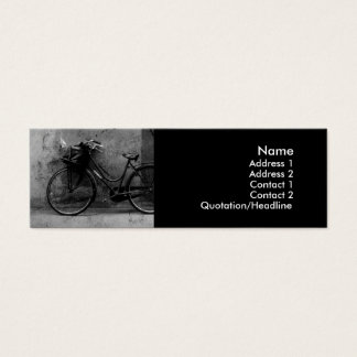 Old Bike Profile Cards