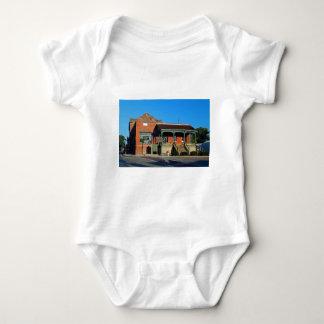 Old Blissfield Hotel Baby Bodysuit