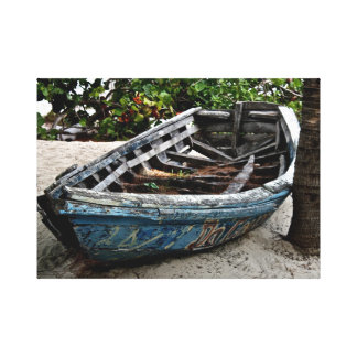 Old Boat ~ Fishing Boat ~ Canvas Art