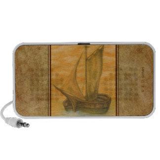 Old Boat Speakers