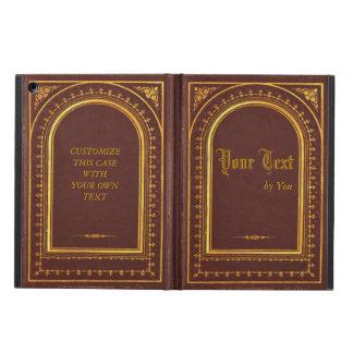 Old Book iPad Air Case