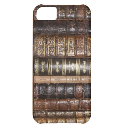 Old Books iPhone 5C Cover