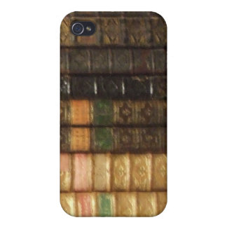 Old Books iPhone 4 Covers