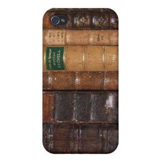 Old Books iPhone 4/4S Cases