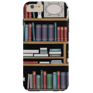 Old   books tough iPhone 6 plus case