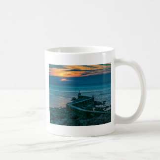 Old Breakwater, Montevideo, Uruguay Coffee Mug