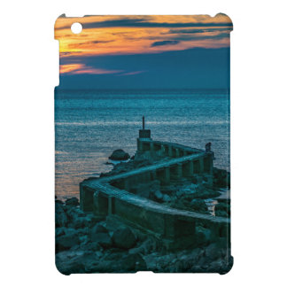 Old Breakwater, Montevideo, Uruguay iPad Mini Cover