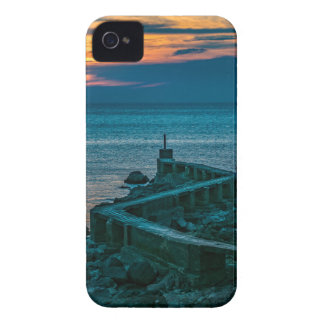 Old Breakwater, Montevideo, Uruguay iPhone 4 Covers