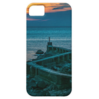 Old Breakwater, Montevideo, Uruguay iPhone 5 Cases