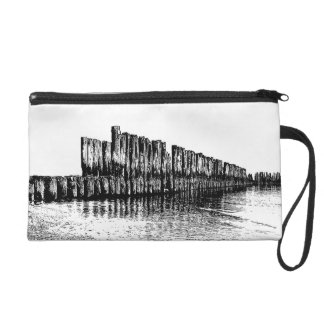old breakwater wristlet clutches
