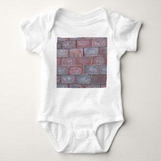 Old Brick Pavement Background Tee Shirt