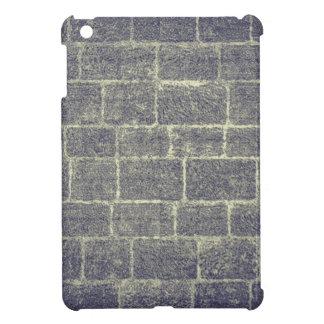 Old Brick Stone Design. Nonsymmetric Stone Wall iPad Mini Covers