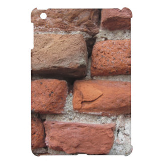 Old brick wall background cover for the iPad mini
