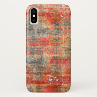 Old Brick Wall iPhone X Case