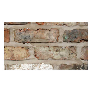 Old Brick Wall Pack Of Standard Business Cards