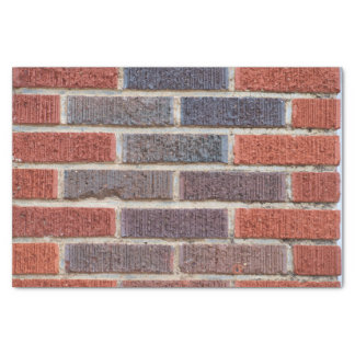 Old Brick Wall Tissue Paper